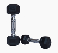 Hex Dumbbell 2.5 KG Pair