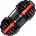 Adjustable Dumbbells Set 25KG Single Set