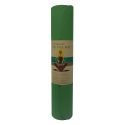 Double Layer TPE Yoga Mat Green