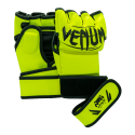 MMA Gloves Venum Lime