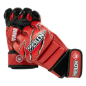 MMA Gloves Wolon Red