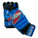 MMA Gloves Wolon Blue