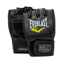 MMA Gloves Everlast Black