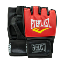 MMA Gloves Everlast Red