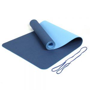 Yoga Mat Navy Blue
