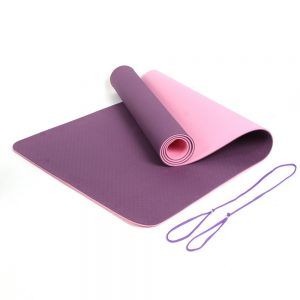 Yoga Mat Purple