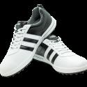 Men's Golf Shoe PGM – White- Ash