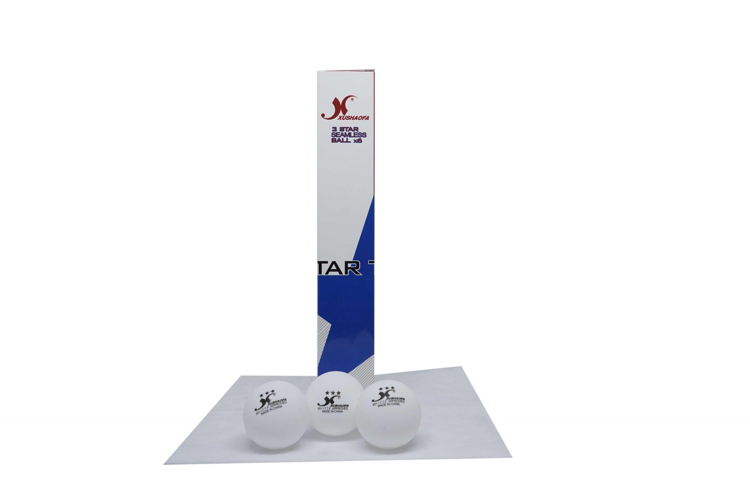 TT Ball 3 Star Xushoafa Seamless Paper Box