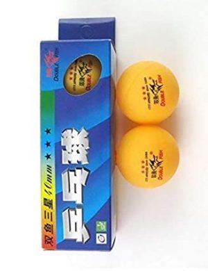 TT Ball Double Fish Orange