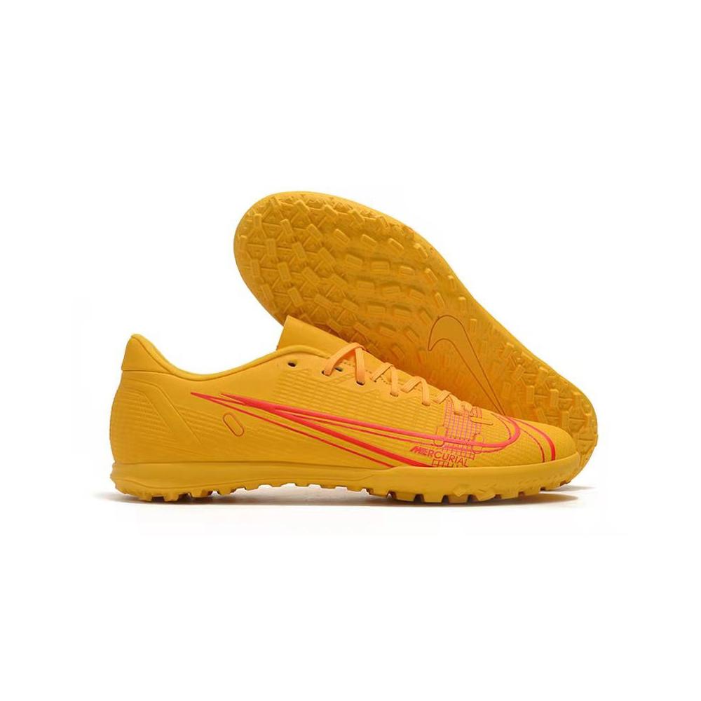 Football Turf Shoe Nike Mercurial Yellow