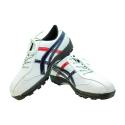 Men's Golf Shoe Folo- White-Red/Black
