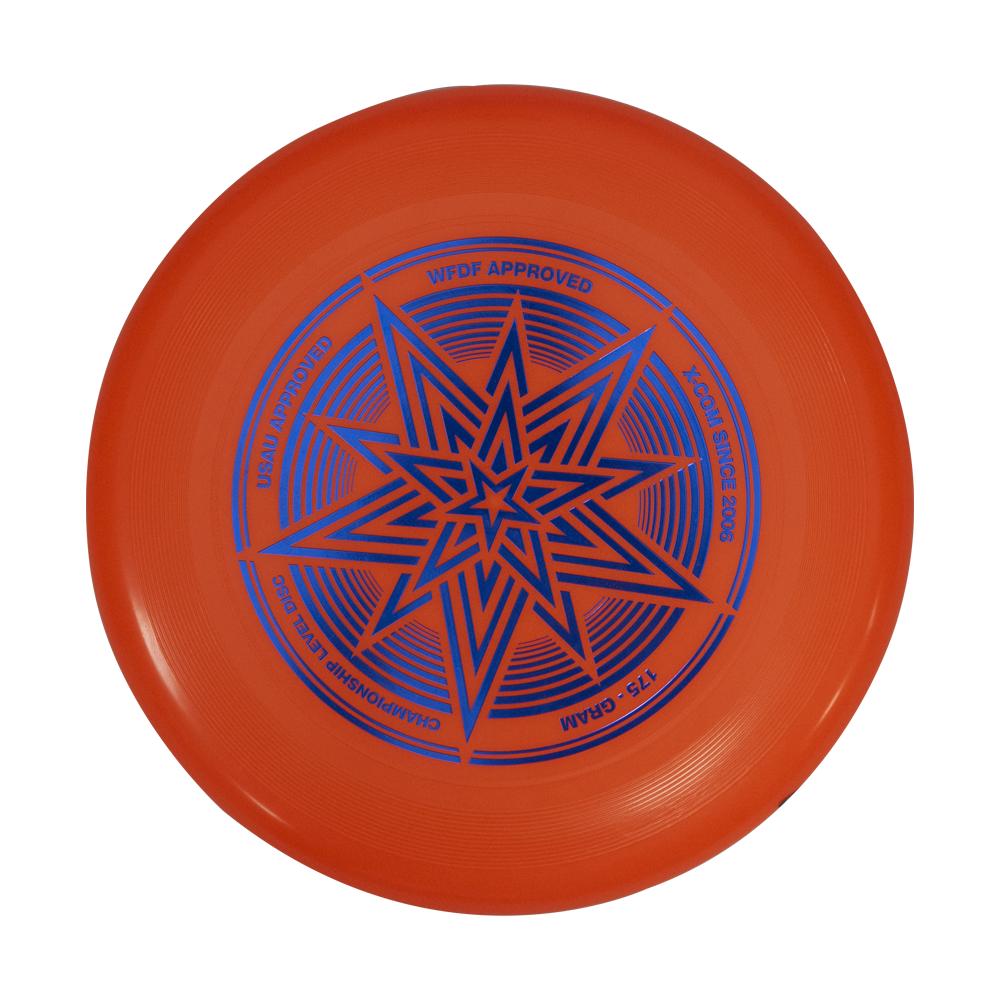 Frisbee Xcom 175 Gram Red
