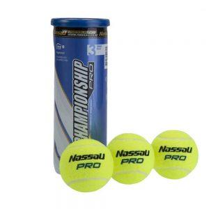 Nassau Championship Pro Ball