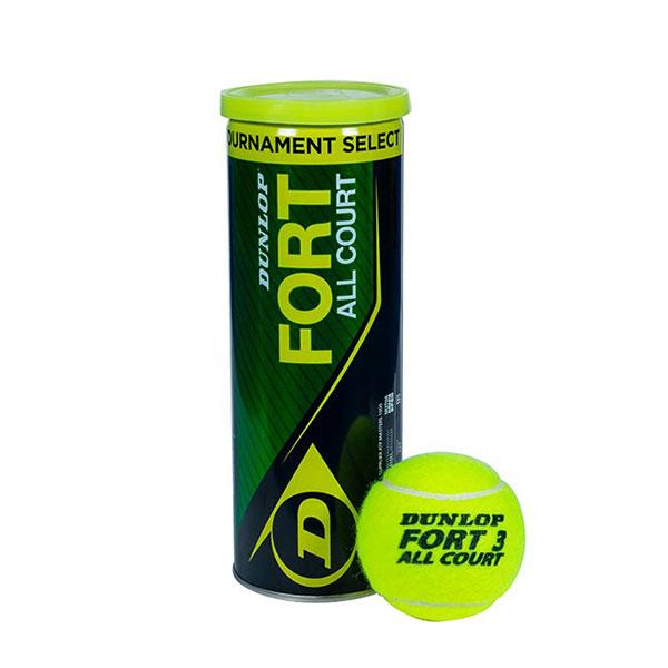 Tennis Ball Dunlop Fort All Court