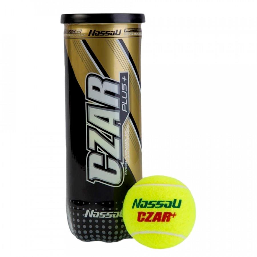 Tennis Ball Nassau Czar Plus